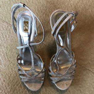 Shoes - Sparkley Grad CE Heels